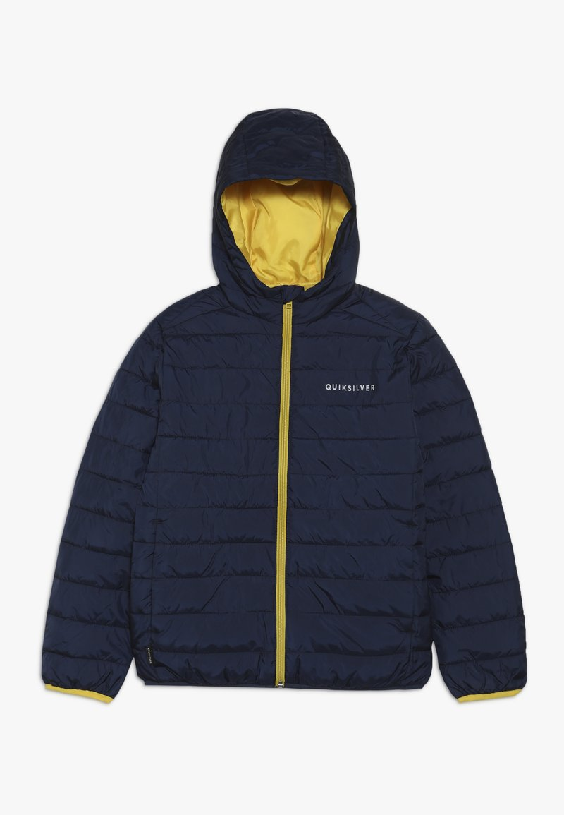 Quiksilver - SCALY YOUTH - Winter jacket - navy
