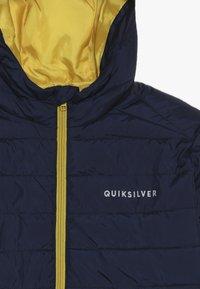 Quiksilver - SCALY YOUTH - Overgangsjakker - navy - 4