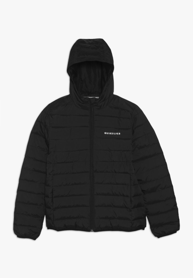 Quiksilver - SCALY YOUTH - Veste mi-saison - black