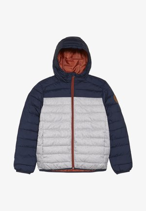 SCALY MIX YOUTH - Winter jacket - moonlight ocean
