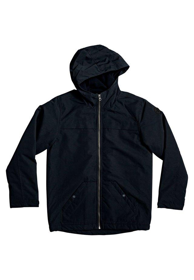 WAITING PERIOD YOUTH - Winter jacket - black
