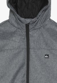 Quiksilver - BROOKS YOUTH - Giacca invernale - medium grey heather - 4
