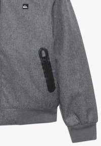 Quiksilver - BROOKS YOUTH - Giacca invernale - medium grey heather - 2