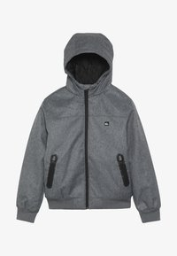 Quiksilver - BROOKS YOUTH - Giacca invernale - medium grey heather - 3