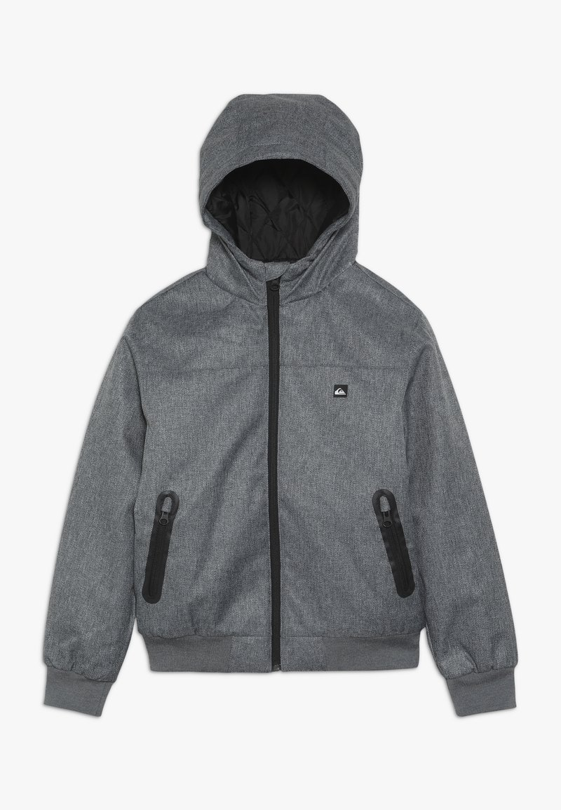 Quiksilver - BROOKS YOUTH - Giacca invernale - medium grey heather