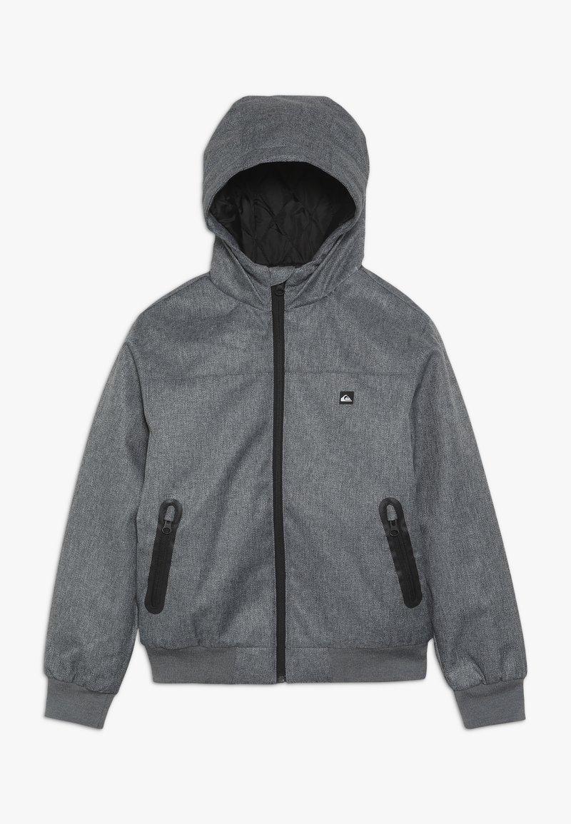 Quiksilver - BROOKS YOUTH - Winter jacket - medium grey heather