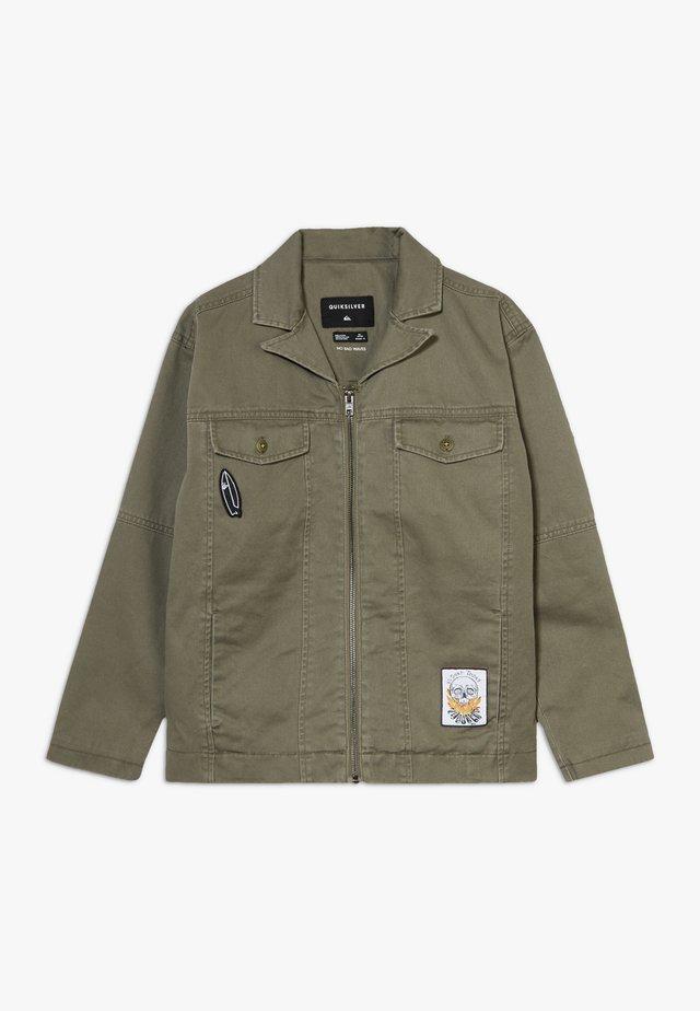 CURIO SHIZU - Light jacket - kalamata