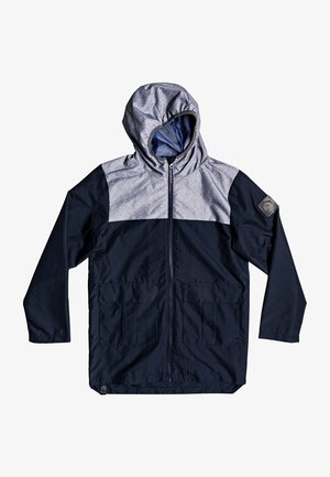 Outdoor jacket - sky captain