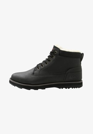 MISSION V - Snowboot/Winterstiefel - solid black