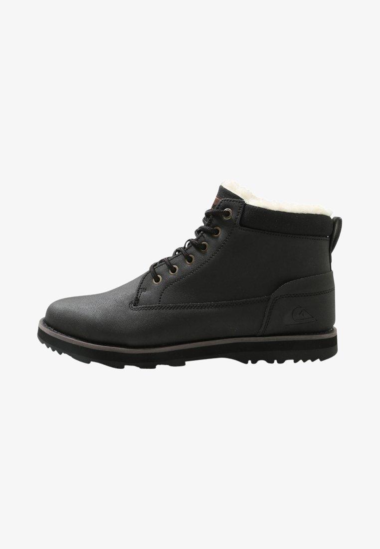 Quiksilver - MISSION V - Snowboots  - solid black