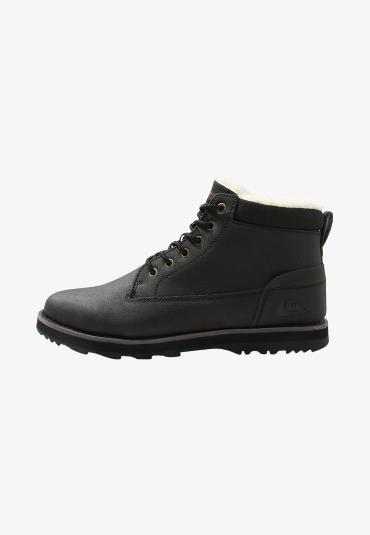 Quiksilver - MISSION V - Winter boots - solid black
