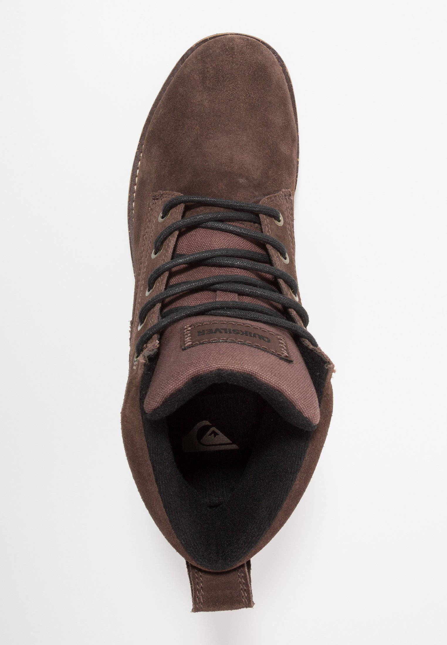 Quiksilver Gart Boot - Chaussures De Marche Brown/black