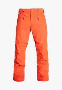 Quiksilver - BOUNDRY - Pantalon de ski - red - 4