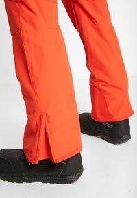 Quiksilver - BOUNDRY - Pantalon de ski - red - 5