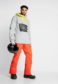 Quiksilver - BOUNDRY - Pantalon de ski - red - 1