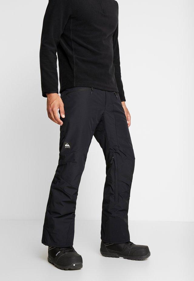 BOUNDRY - Pantaloni da neve - black