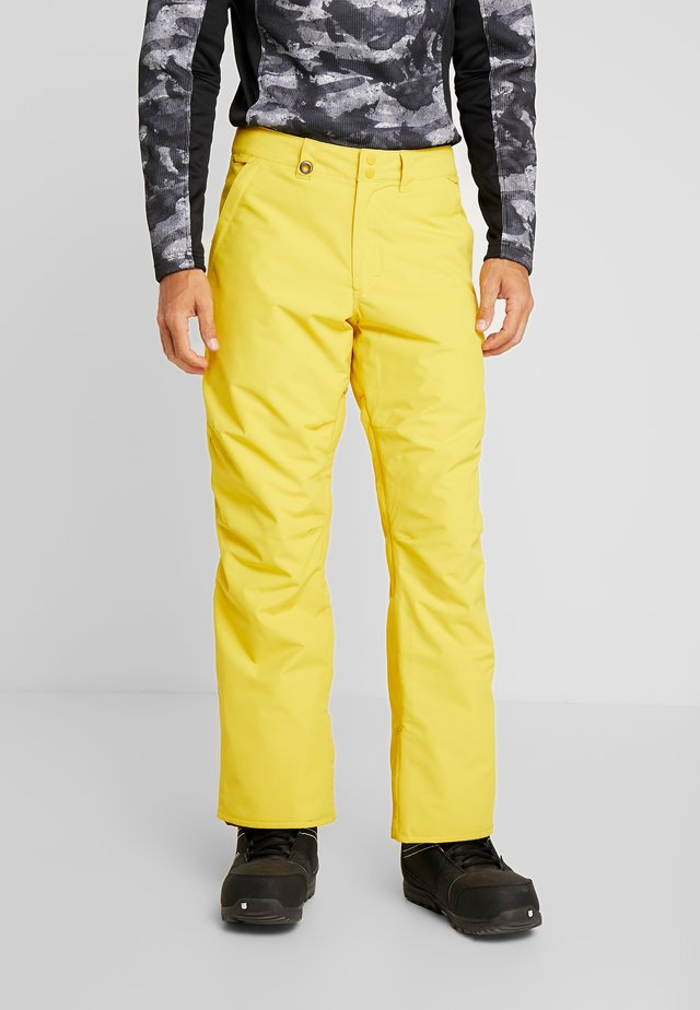 ESTATE - Pantaloni da neve - sulphur