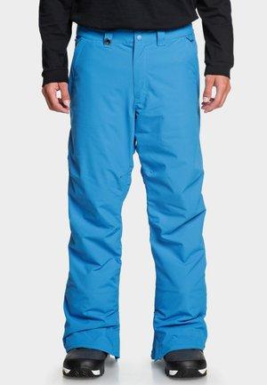 ESTATE - Snow pants - blue