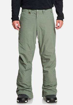 ESTATE - Pantalon de ski - agave green