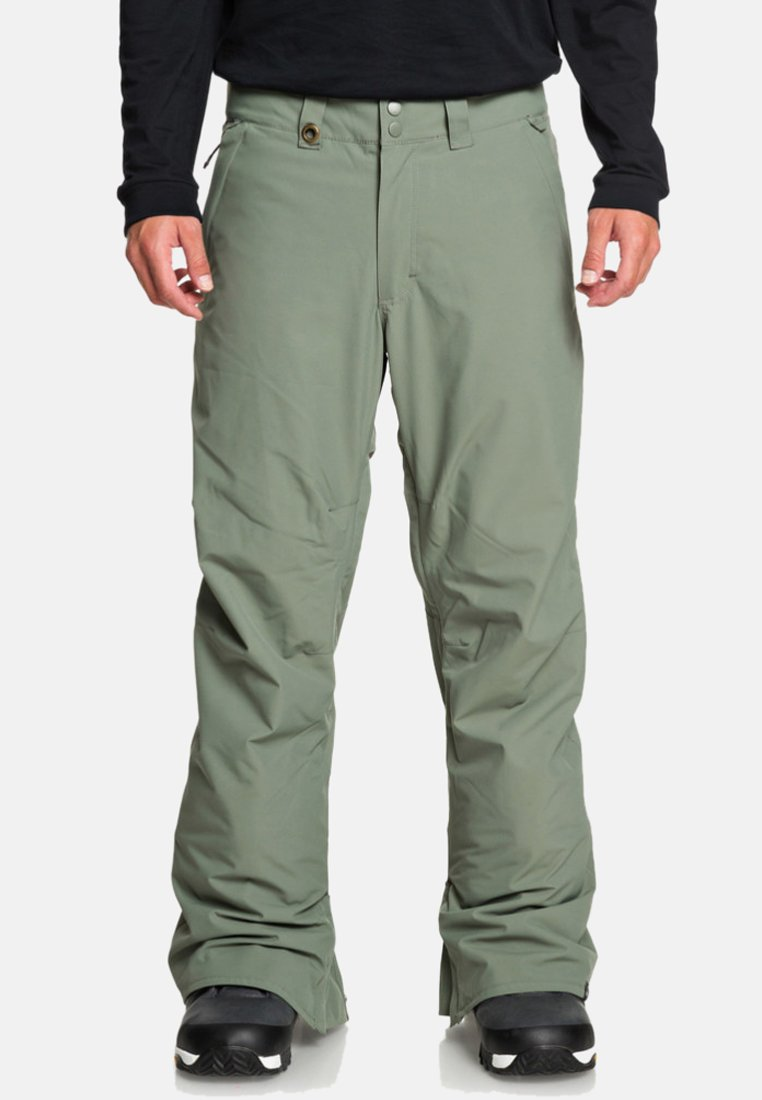 Quiksilver - ESTATE - Snow pants - agave green