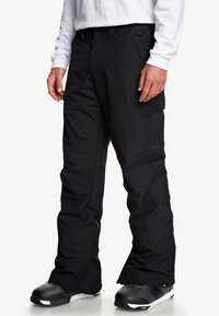 Quiksilver - ESTATE - Skibroek - black