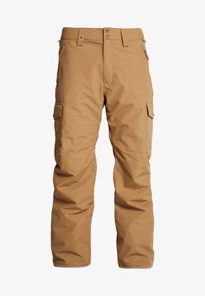 PORTER - Pantalon de ski - otter