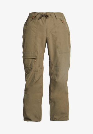 ELMWOOD - Pantalon de ski - grape leaf