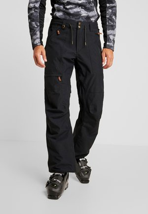 ELMWOOD - Pantalon de ski - black