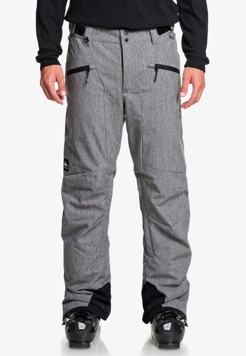 Quiksilver - Snow pants - black