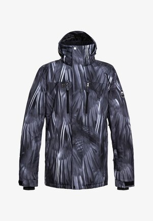 MISSION  - Snowboard jacket - black stellar