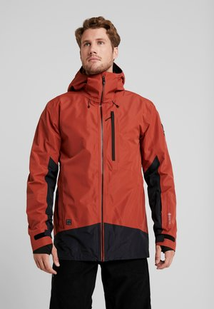 FOREVER  - Snowboardová bunda - barn red