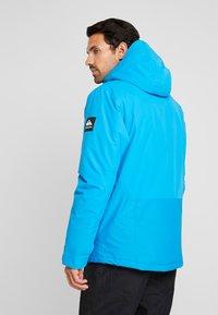 Quiksilver - SIERRA - Snowboard jacket - cloisonne - 2