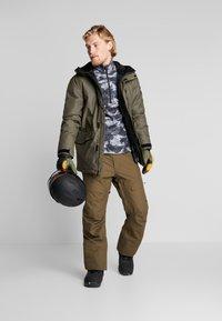 Quiksilver - MISSION - Veste de snowboard - grape leaf - 1