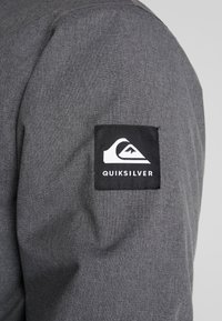 Quiksilver - MISSION - Snowboardjas - black heather - 7