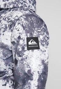 Quiksilver - MISSION  - Snowboardjas - castle rock splash - 8