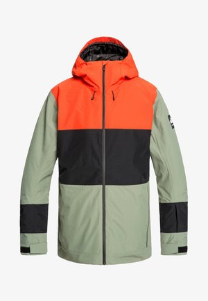 SYCAMORE - Snowboardjas - green