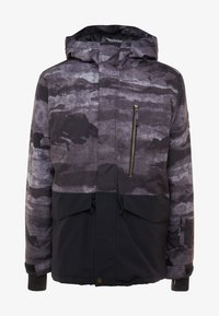 Quiksilver - MISS BLOC - Snowboardjas - black matte - 6
