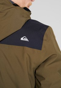 Quiksilver - ARROW WOOD - Snowboardjas - grape leaf - 3