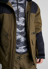 Quiksilver - ARROW WOOD - Snowboardjas - grape leaf - 6