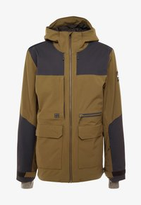 Quiksilver - ARROW WOOD - Snowboardjas - grape leaf - 7