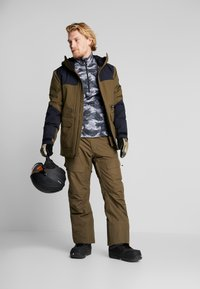 Quiksilver - ARROW WOOD - Snowboardjas - grape leaf - 1