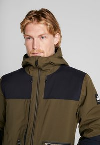 Quiksilver - ARROW WOOD - Snowboardjas - grape leaf - 4
