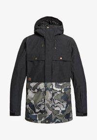 Quiksilver - HORIZON - Snowboard jacket - black - 0