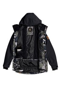 Quiksilver - HORIZON - Snowboard jacket - black - 2