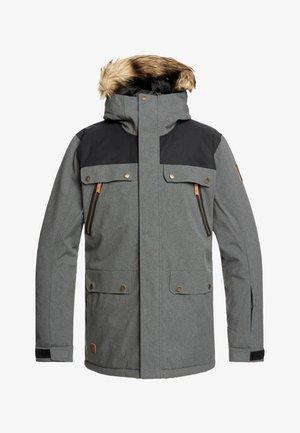 Veste d'hiver - black heather