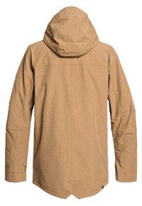 Quiksilver - Snowboard jacket - otter - 1