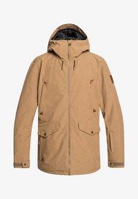 Quiksilver - Snowboard jacket - otter - 0