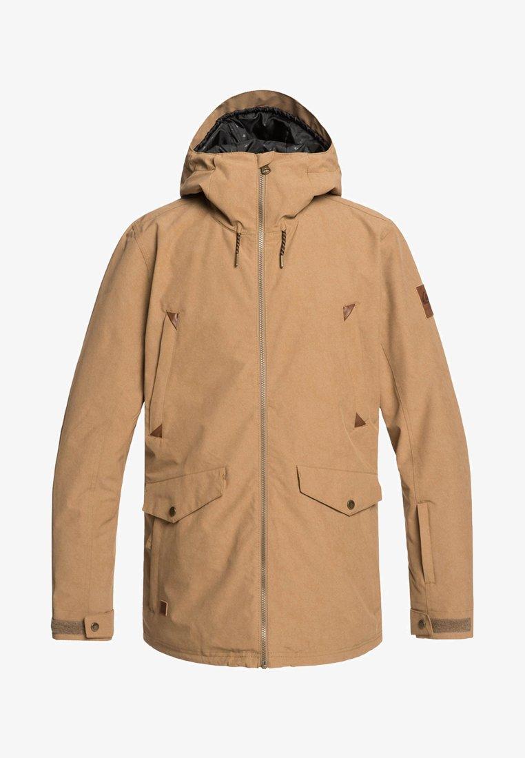 Quiksilver - Snowboard jacket - otter