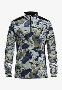 Quiksilver - Fleece jacket - black - 0