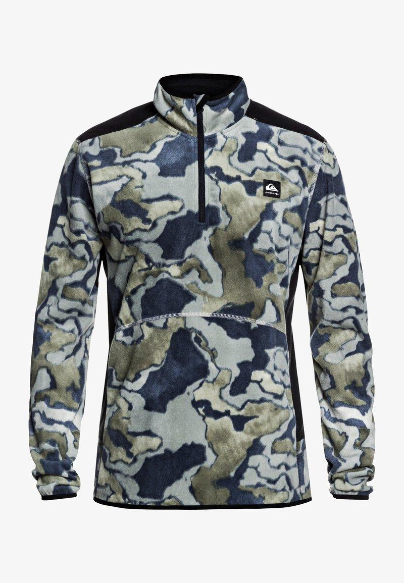 Quiksilver - Fleece jacket - black